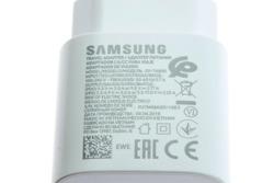 Oryginalna ŁADOWARKA SAMSUNG EP-TA800 Super Fast Charging 25W Galaxy A70 S10 S20