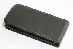 Pokrowiec Etui Sligo Elegance Samsung Galaxy Core Prime G360 Czarny