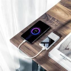 Powerbank Baseus Super Mini, 10000mAh, USB + USB-C, SCP, QC 3.0, PD, 22.5W (biały)