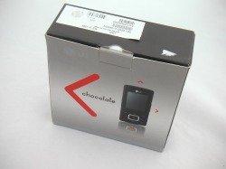 Pudełko LG KG800 CD, Kabel Czarne
