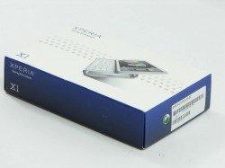 Pudełko SE Xperia X1 CD Kabel Instrukcja Sterownik