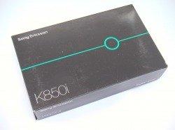 Pudełko SONY ERICSSON K850i CD, Kabel