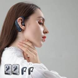 Remax RB-T2 zestaw słuchawkowy bezprzewodowa słuchawka Bluetooth 5.0 black