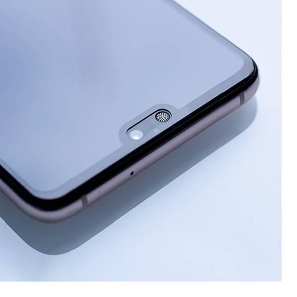 SZKŁO Hybrydowe 3MK FG MAX do iPhone XS 11 Pro MAX Black