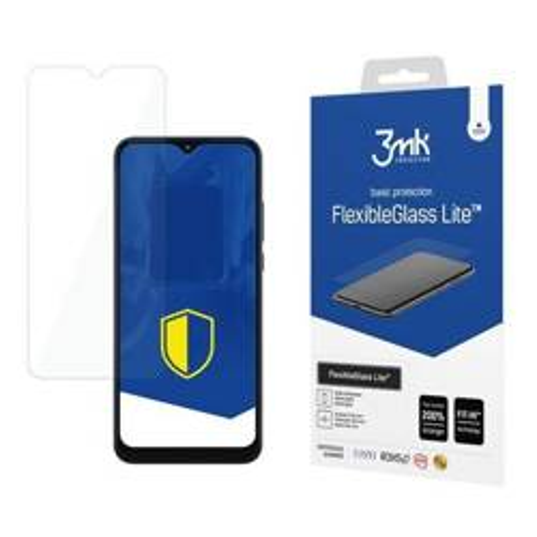Szkło Hybrydowe 3MK Motorola Moto G Play FlexibleGlass Lite