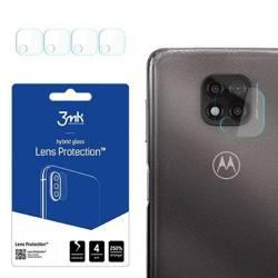 Szkło Hybrydowe 3MK Motorola Moto G Power 2021 Lens Protect Ochrona Na Obiektyw Aparatu 4szt Glass