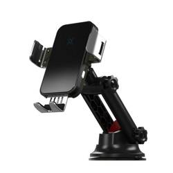 TECH-PROTECT R3 CAR MOUNT WIRELESS CHARGER BLACK