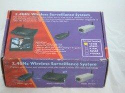 Transmiter Video bezprzewodowy 2,4GHz Wireless A368S
