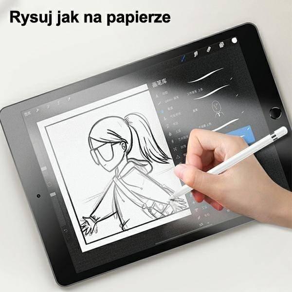 "USAMS PaperLike protector iPad Pro 12,9"" BH683ZLMXX01 (US-BH683)"