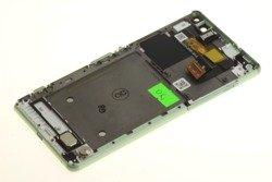 WYŚWIETLACZ SONY Xperia C5 Ultra CZARNO- Zielony Grade A LCD Dotyk Oryginalny