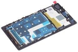 WYŚWIETLACZ SONY Xperia Z1 Fioletowy LCD Dotyk Nowy Oryginalny