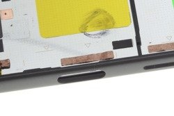 WYŚWIETLACZ Xperia Z5 Compact Grade B Pęknięta Ramka Oryginalny LCD Dotyk