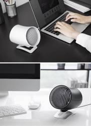 Wiatrak Biurkowy SPIGEN Tquens H911 Desk Fan White Biały