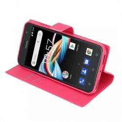 myPhone etui do Fun 6 / Fun 6 Lite różowe