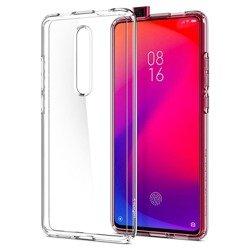 Etui Xiaomi Mi 9T /Mi 9T Pro Spigen Ultra Hybrid Clear Przezroczysty Case Apple